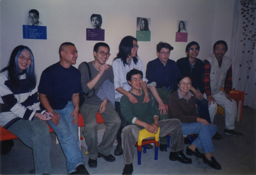 Group Photo of Artists