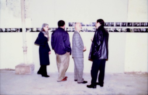 Ai Weiwei, Uli Sigg, and Others at 'Fuck Off'