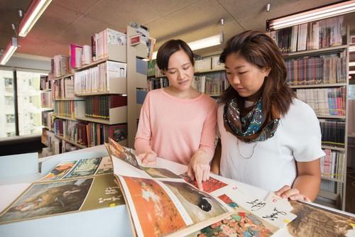Image: Internship Programme, 2017. Photo: Kitmin Lee.