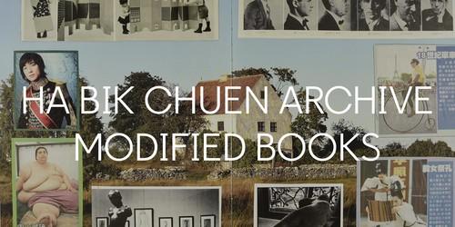 Ha Bik Chuen Archive 夏碧泉檔案.Modified Books 手工書刊