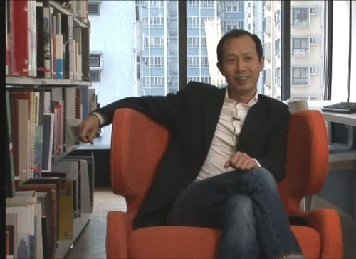 Interview: Hou Hanru