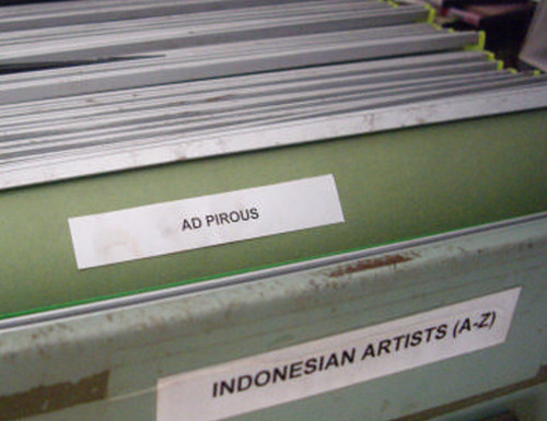 documentingIndonesia_list