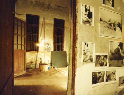 Image: <i>The Alterations and Extensions of 14 Sanyu Rd, Guangzhou</i> (exhibition view) by Xu Tan.