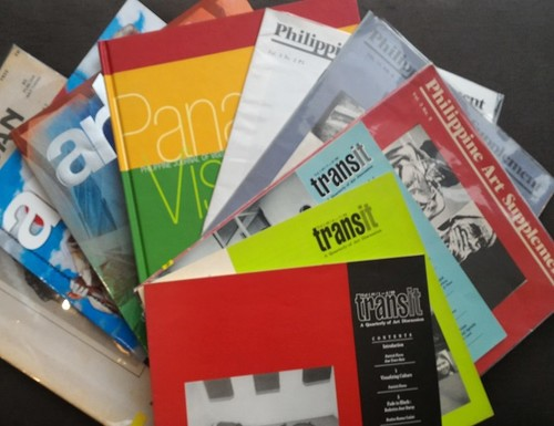Shortlist | Art Periodicals in the Philippines, 1970s to 2000s