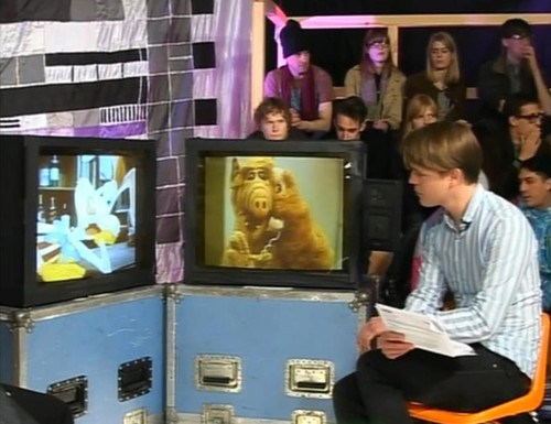 Image: Are We On TV?, Negociatas, 2010, part of 'The Enlightenment Gallery Presents…' for Auto Itali