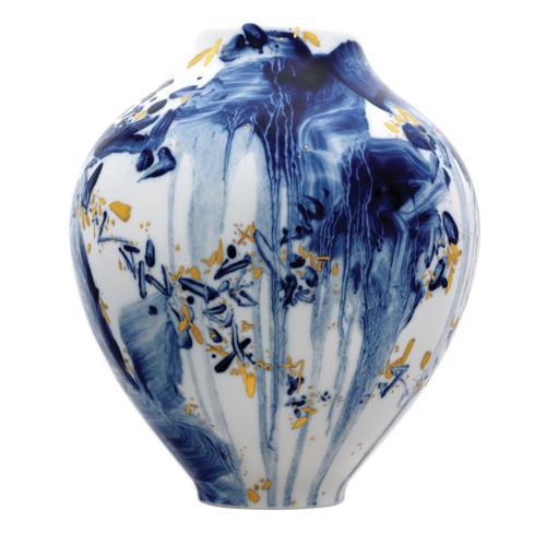 Chu Teh-Chun, Vase No. 15, 2007–8.