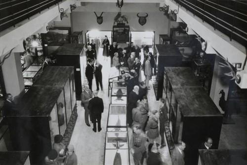 Image: RAS Shanghai Museum opening, 1933.