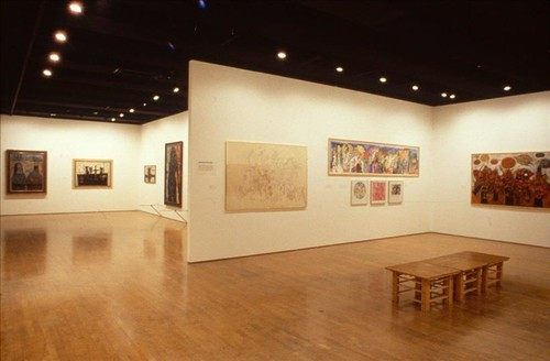Image: <i>The Other Story</i>, 1989, installation views at Hayward Gallery.