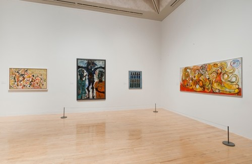 Image: <i>Migrations</i>, 2012, installation views at Tate Britain, London.