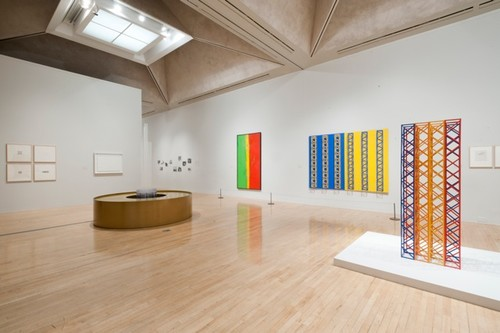 Image: <i>Migrations</i>, 2012, installation views at Tate Britain, London.
