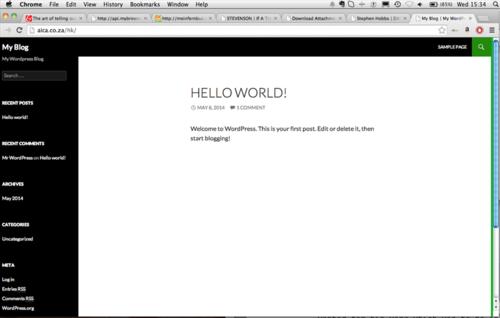 'Hong Kong, etc.' webpage, screebshot.