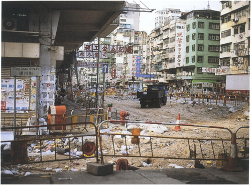 Image: Gretchen So, <i>Untitled (Tai Kok Tsui)</i>, 1997. Courtesy the artist.