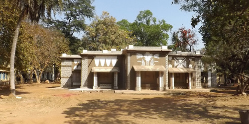 Image: Kala Bhavan. Photo: Suparna Roy Chowdhury.