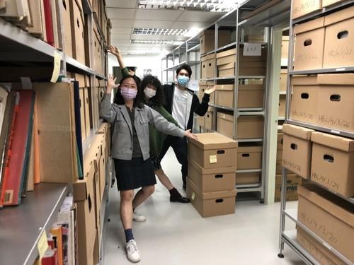 Image: The Ha Bik Chuen Archive Project team.