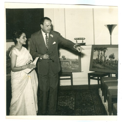 Image: A photograph from the Zubeida Agha Archive, Asia Art Archive Collection.