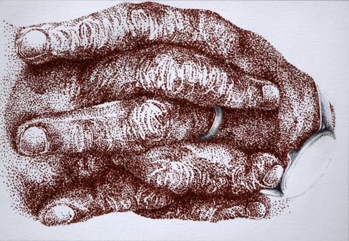 Image: Nilanjana Nandy, <i>Untitled</i>, 2016. Courtesy of Nilanjana Nandy.