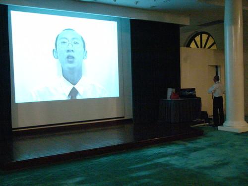 Lee Wen at Future of Imagination 3