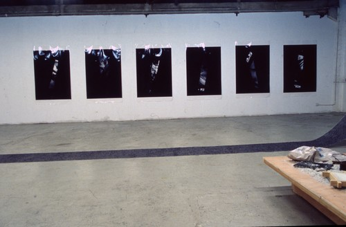 Fuck Off (Exhibition View)