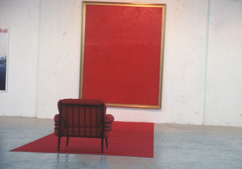 Work by Gu Dexin (Exhibition View)