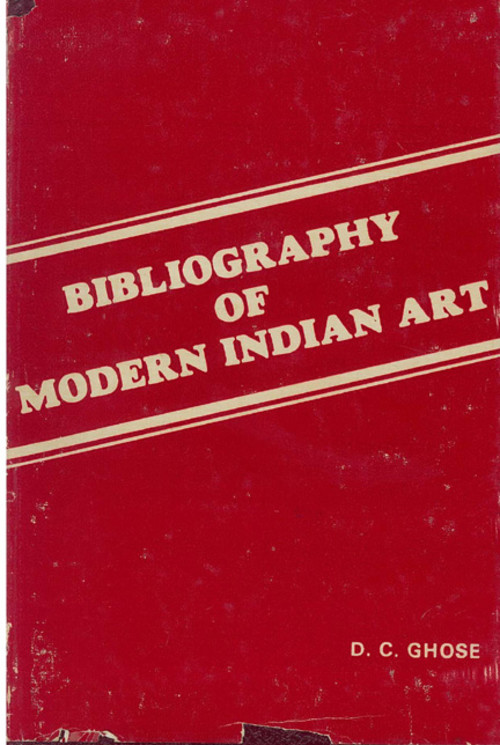 Bibliography of Modern Indian Art