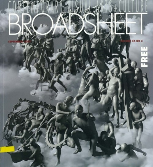 Broadsheet: Contemporary Visual Arts+Culture (Vol. 36, No. 3; Sep 2007)