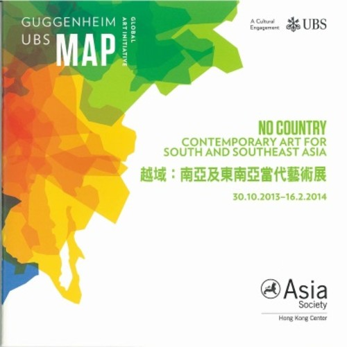 No Country: Contemporary Art for South and Southeast Asia