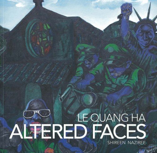 Le Quang Ha: Altered Faces