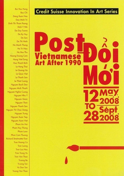 Post-Doi Moi: Vietnamese Art After 1990