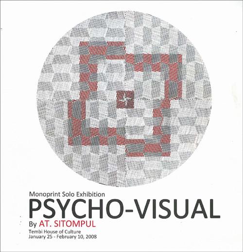 Monoprint Solo Exhibition: Psycho-Visual
