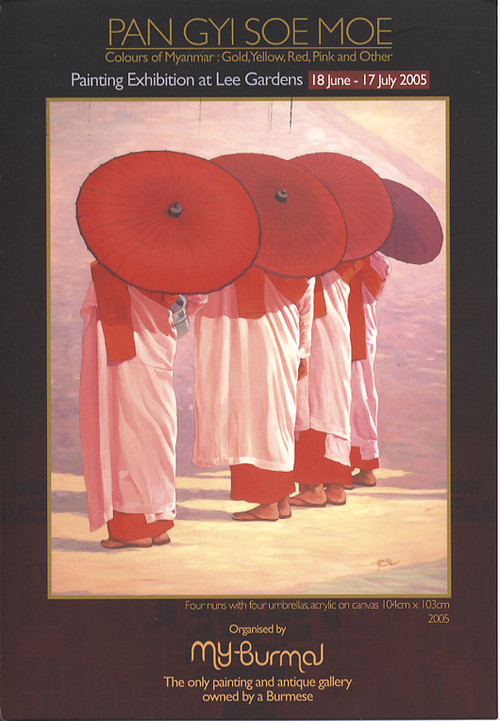 Collection | Search | Colours of Myanmar | Asia Art Archive