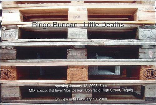 Ringo Bunoan's Little Deaths