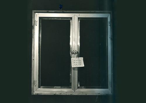 Image: Roberto Chabet, Window, 1971.