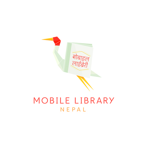Image: The logo has been designed by Kathmandu-based Ujala Shreshtha. It is an origami rendition of a Sarus Crane, which is a large non-migratory bird that inhabits varied geographies - the Southern Plains of Nepal, but also parts of India, South-East Asia and Australia.