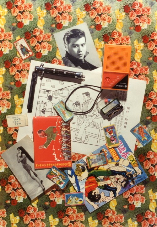 Image: Photo documentation of <i>Hong Kong Sixties: Designing Identity</i>. Oscar Ho Hing Kay Archive, AAA Collections. Courtesy of Oscar Ho Hing Kay.