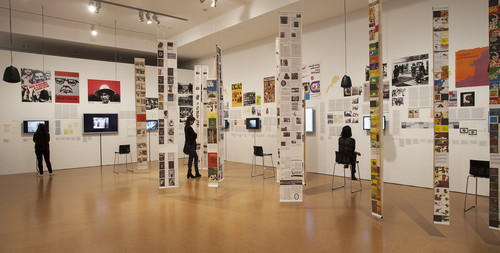 'Past Disquiet: Narratives and Ghosts from the International Art Exhibition for Palestine, 1978',