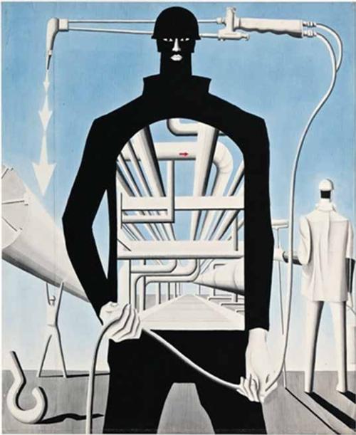 圖片:宋陵,〈人﹒管道2號〉,1985年。由藝術家提供。
