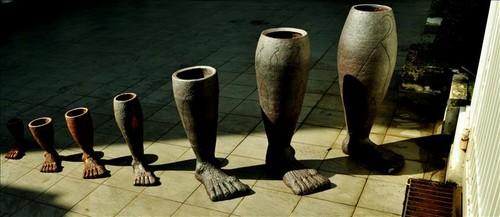 Nguyễn Quốc Chánh, Barefoot (2011).