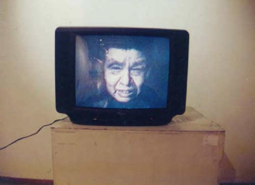 Fig. 7. Li Yongbin, Face I, 1995, single channel video