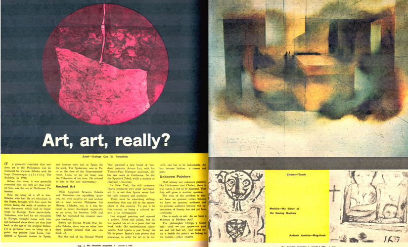 Art, Art, Really?