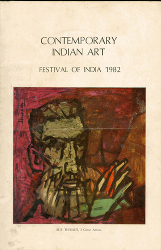 Contemporary Indian Art: An Exhibition of the Festival of India