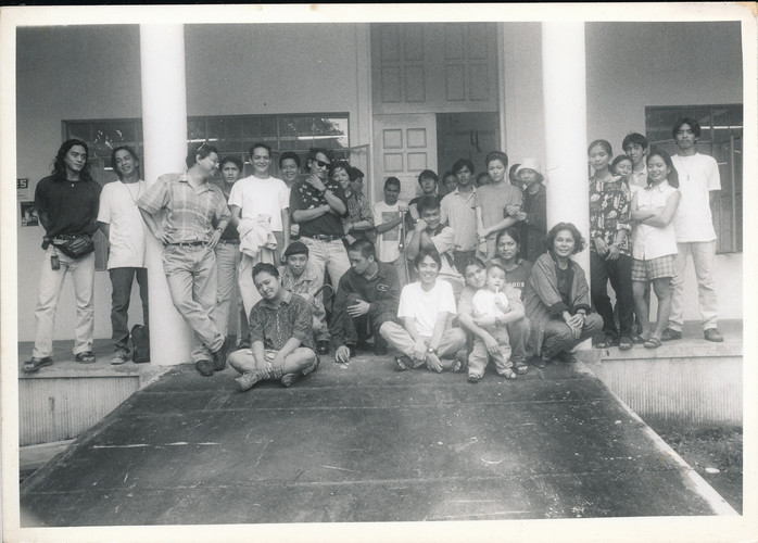 Roberto Chabet's Students (Set of 3 Photographs)