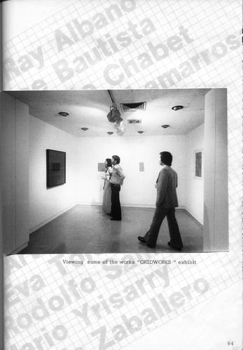 Gridworks — Exhibition Documentation (Excerpt)
