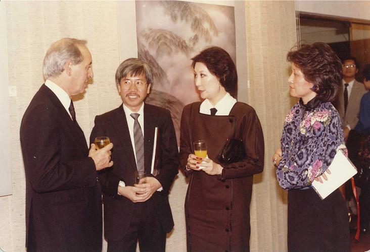 Kan Tai Keung Solo Exhibition (Set of 2 Photographs)