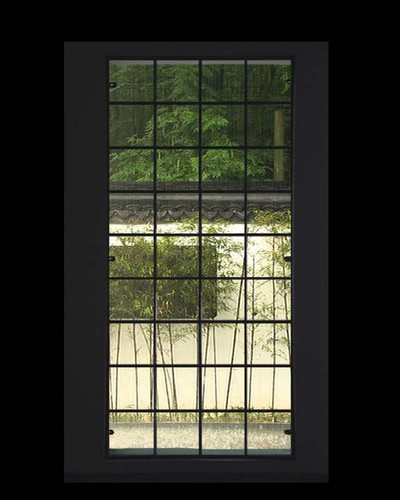 Scenery Outside the Window (Set of 3 Projected Images)