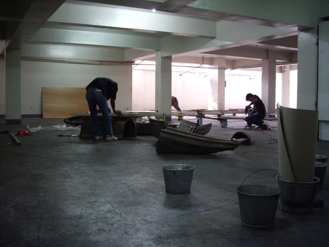 Archiving Roberto Chabet (Exhibition Preparation)