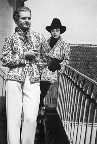Dressed Couple