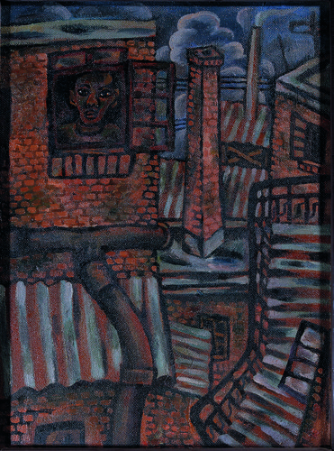 Red Brick Building No. 3