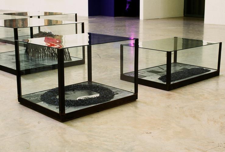 Memorial Series (Exhibition view)