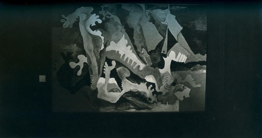 A Work Presented at Thirteen Artists