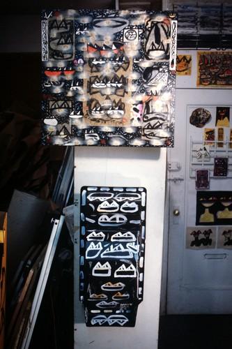 Display in Kwok Gallery